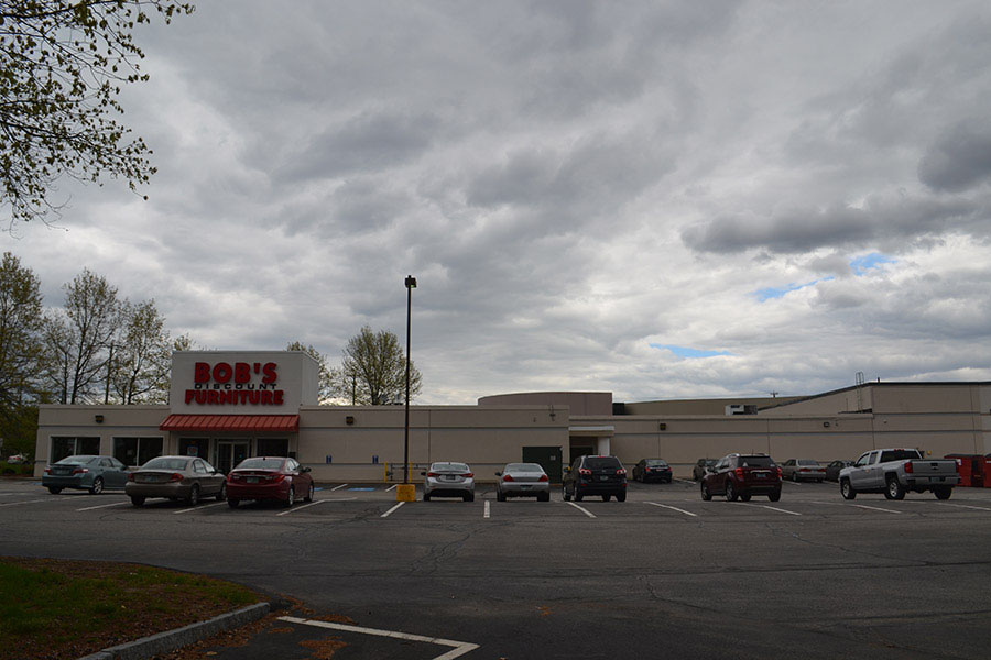 Cohas Brook Shopping Center