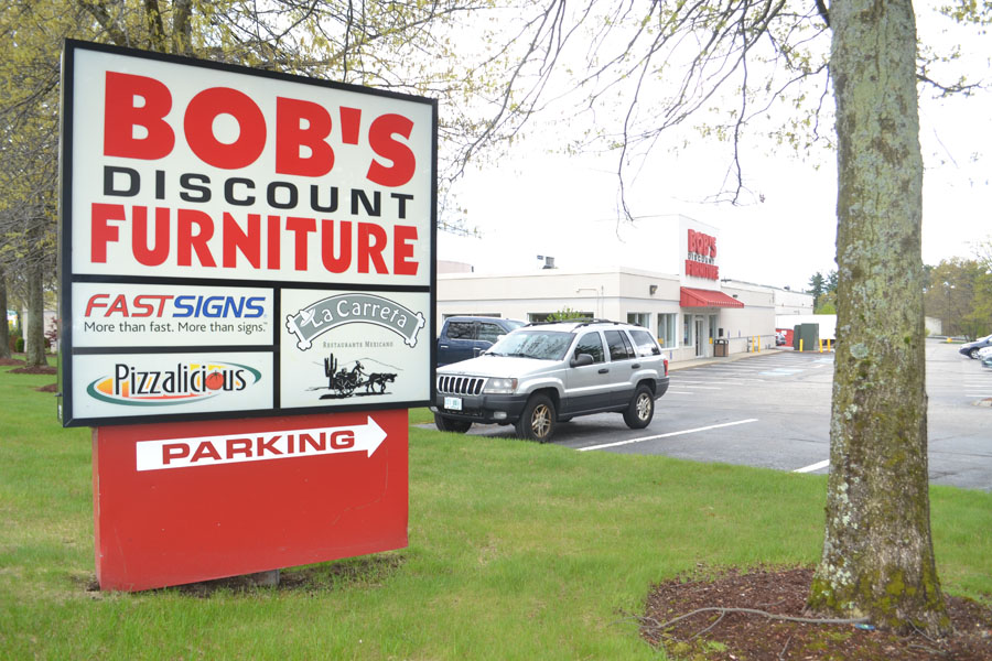 Cohas Brook Shopping Center